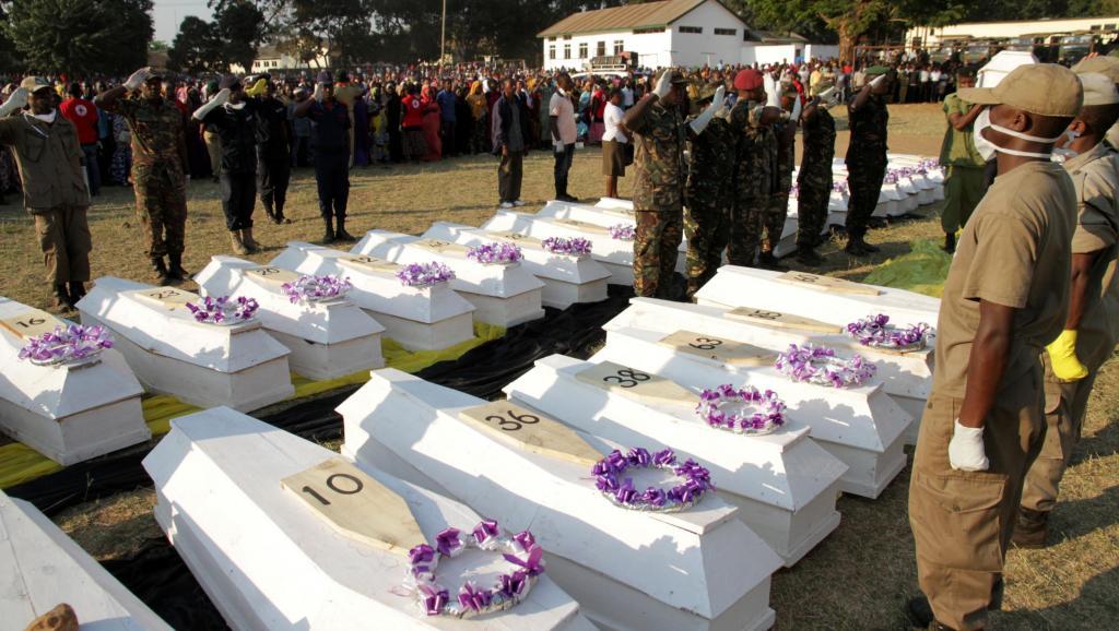 tanzanie1 - Tanzanie: Le pays en deuil après l'explosion du camion-citerne