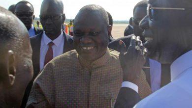 RAPATRIEMENT DE NIGERIANS D'AFRIQUE DU SUD