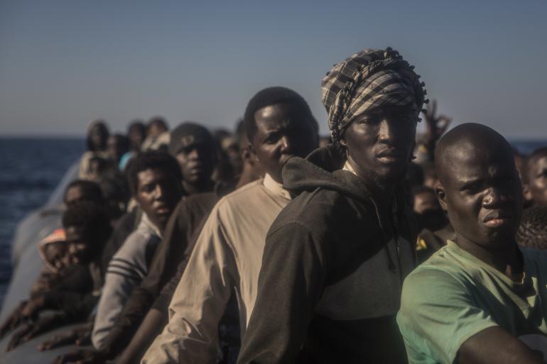 AP 17063596100336 - Rwanda/Afrique/Libye: accord tripartite pour évacuer des réfugiés de Libye