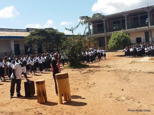 Beni rentree scolaire sur fond d'insecurite et de l'epidemie - Beni : rentrée scolaire sur fond d'insécurité et de l'épidémie d'Ebola