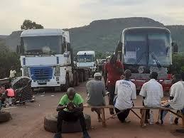 Bougouni : Occupation des axes routiers menant à Bamako et à Sikasso