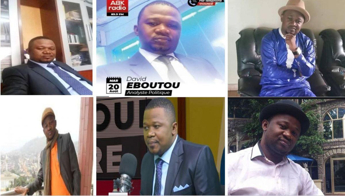 David EBOUTOU, le repris de justice qui a annoncé Ali BONGO dans le coma à Londres