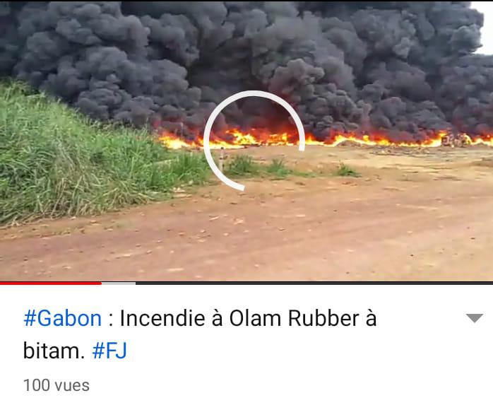 OlamRubber Rubber/Incendie/Arrestations arbitraires : la gendarmerie de Bitam bâcle l'enquête
