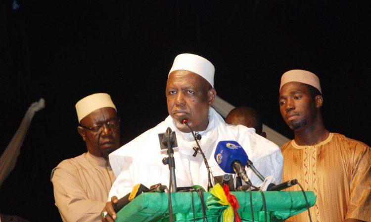L'imam Mahmoud Dicko lance la coordination de ses  soutiens