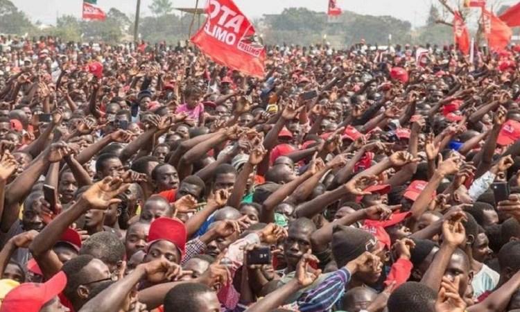 Mozambique : 10 morts après une bousculade