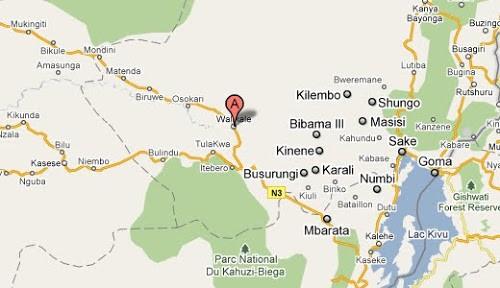 RDC : 55 miliciens Raia Mutomboki déposent les armes à Walikale