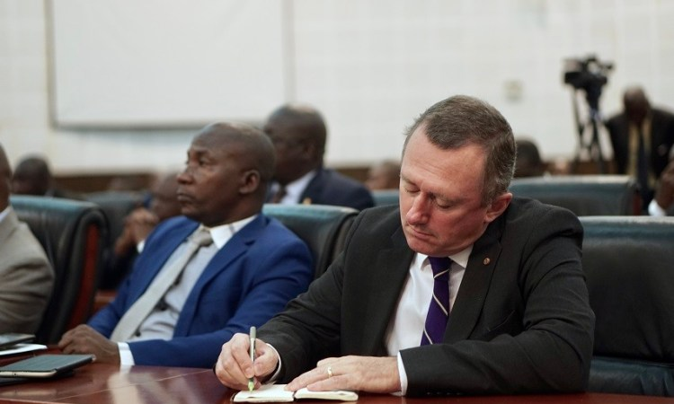 Sommet de l'action sur le climat : Le Gabon harmonise ses positions avec les pays de la CEEAC