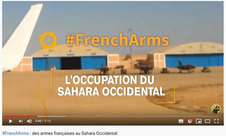 La France vend des armes au Maroc dans le but de maintenir la répression au Sahara Occidental occupé (Presse)