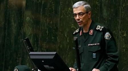 Iran: «Quiconque attaquera l'Iran, sera détruit» Mohammad Hossein Baqeri