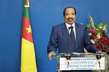 Cameroun – Crise anglophone: Paul Biya convoque un «grand dialogue national»