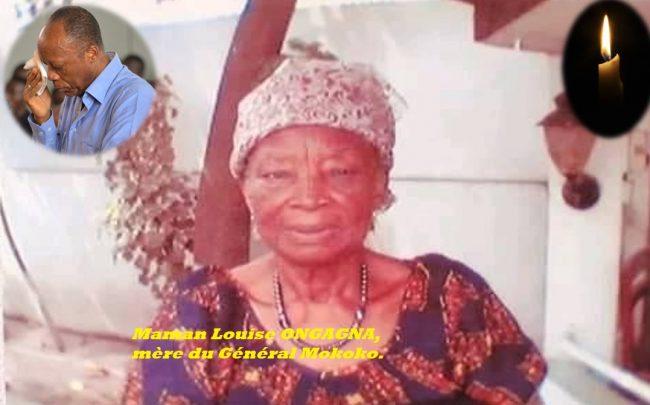 Congo Brazzaville: Décès de Maman Louise ONGAGNA, mère du prisonnier politique, le Général Jean Marie Mokoko
