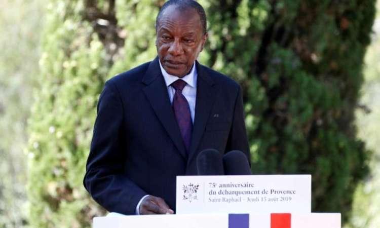 MARCHE ANNONCEE DE L'OPPOSITION EN GUINEE