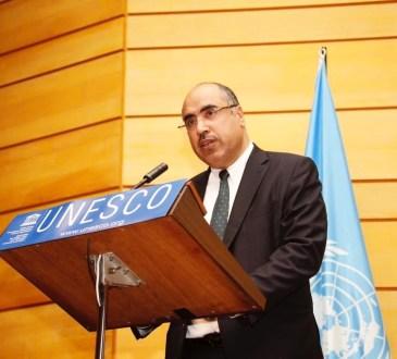 Ibrahim ALBALAWI : L'action et l'engagement de l'Arabie Saoudite au sein de UNESCO