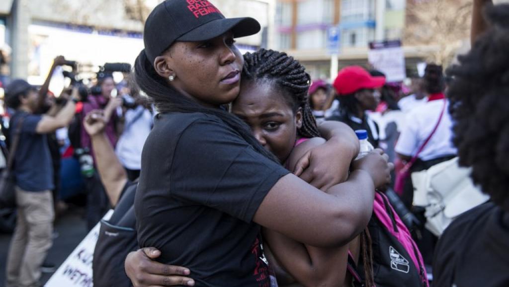 Le président sud-africian dénonce les «attitudes sexistes»