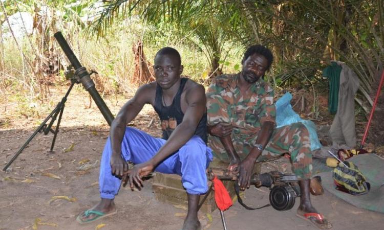 Un chef rebelle centrafricain arrêté au Tchad