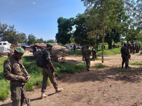 Beni : 25 rebelles ADF et 6 militaires congolais tués dans des opérations contre les groupes armés