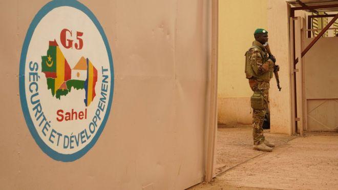 Mauritanie et Senegal reclament un mandat renforce contre le djihadisme - Mauritanie et Sénégal réclament un mandat renforcé contre le djihadisme au Sahel
