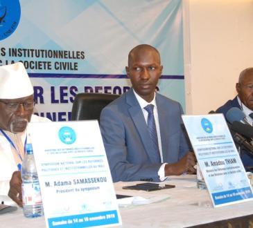 Un symposium, à Bamako, sur les réformes politiques et institutionnelles