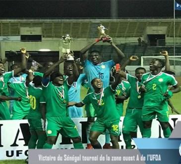 Coupe UFOA U20 : Le Sénégal remporte la coupe en battant le Mali (2-0)