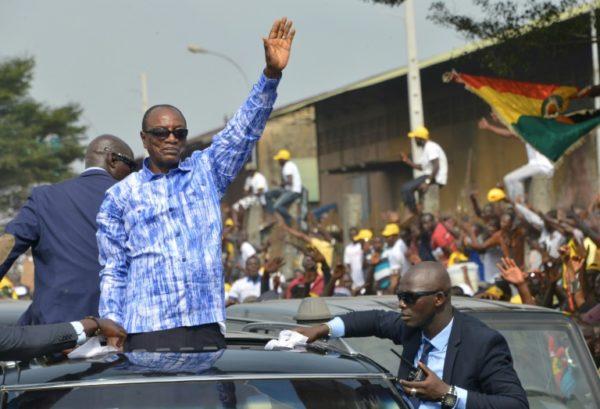 Guinée: l'opposition crie au «coup d'Etat» constitutionnel et prépare la riposte