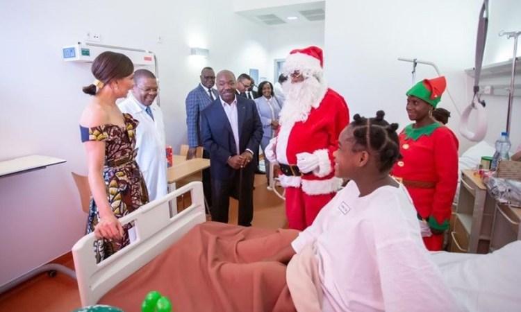 Noël : Les vœux du Président Ali Bongo Ondimba