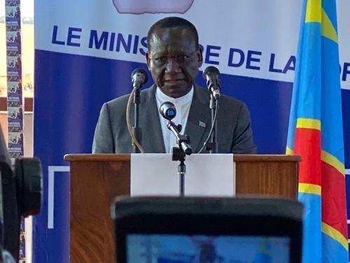 Sylvestre Ilunga : « La Formation professionnelle permet de résoudre le problème de chômage de masse et de la pauvreté »