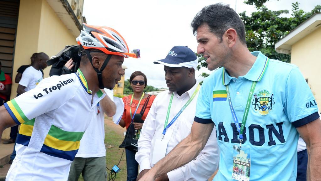 Cyclisme /Tropicale Amissa Bongo : Le coach Olano émet des doutes sur les cyclistes gabonais