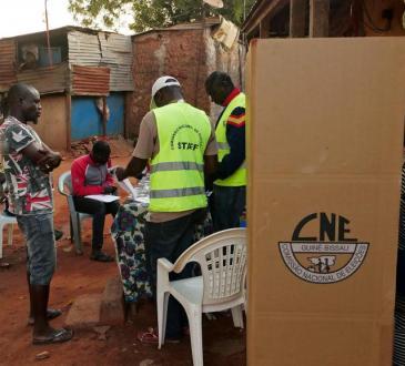 Bissau: la commission électorale publie les résultats «définitifs» de la présidentielle