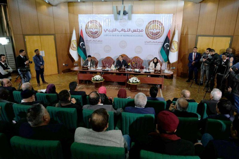 800 1 - Le Parlement libyen vote la rupture des relations avec la Turquie