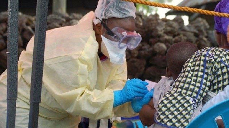 Ebola en RDC: début de la seconde phase de la vaccination avec le vaccin de Janssen Pharmaceutica