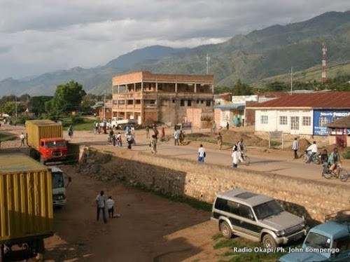 Uvira : la cité observe « une ville morte » ce jeudi