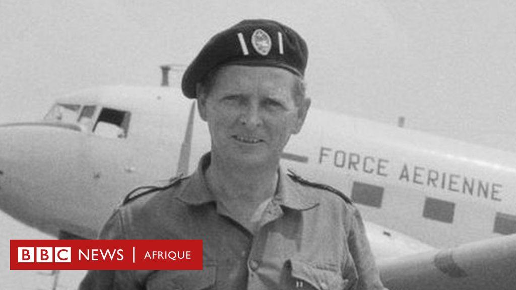 Décès à 100 ans du célèbre mercenaire «Mad Mike» Hoare en Afrique du sud