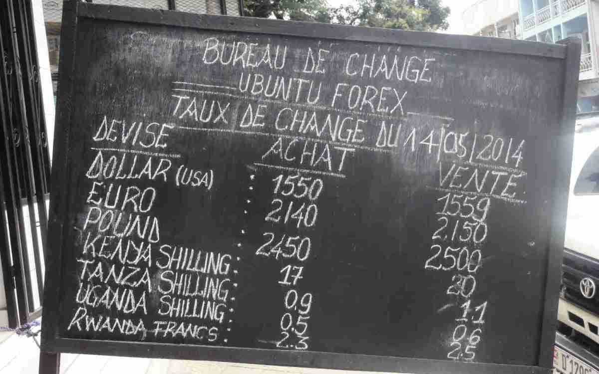 Burundi: la fermeture des bureaux de change suscite l'inquiétude