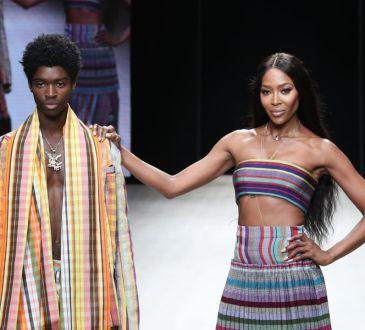 Un créateur nigerian ouvre Paris Fashion week, réduite à cause du coronavirus