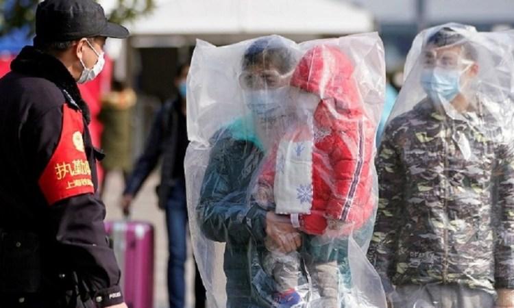 Coronavirus : 1 357 morts à la date du 13 février 2020