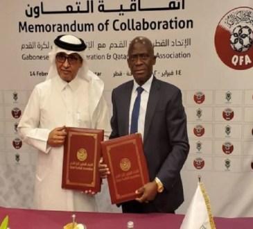 Développement du football gabonais : La touche qatarie