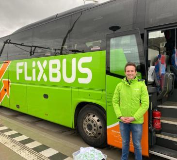 FlixBus veut étendre son réseau au Royaume-Uni, au Portugal et vers leMaroc