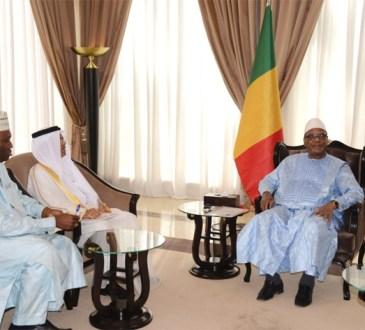 Le président Keïta invité à prendre part au Forum Qatar-Afrique