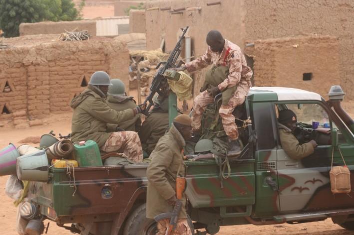 Lutte contre le terrorisme Mise en place de l'opération « Maliko » - Lutte contre le terrorisme: Mise en place de l'opération «Maliko»