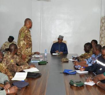Mopti : Réunion de crise entre le PM et le commandement militaire