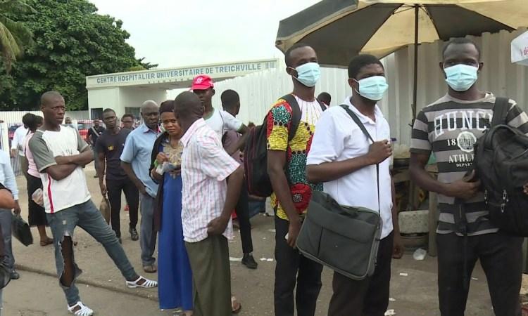 Coronavirus: premier cas de coronavirus en Côte d'Ivoire