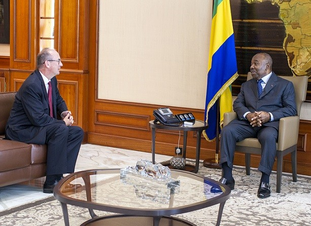 Diplomatie | Gabon & Russie : fin du mandat de l'Ambassadeur Dmitry Kourakov
