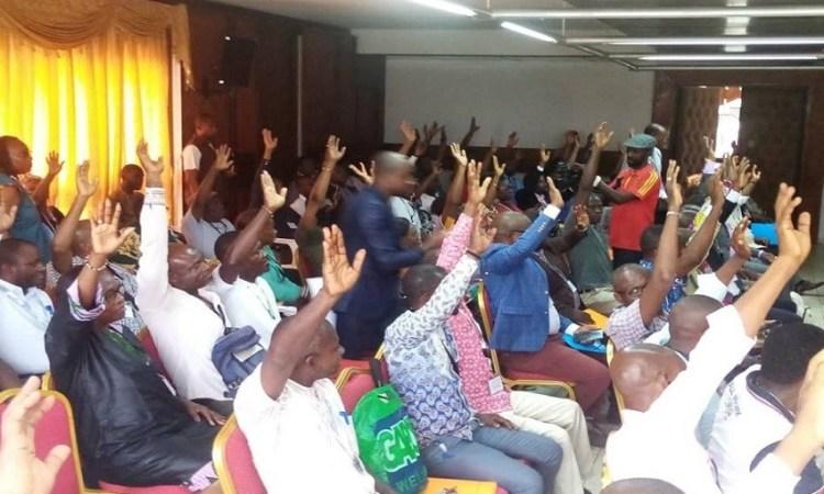 Gabon : Jean Rémy Yama, Président Fondateur du Gondwana ?