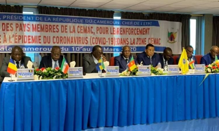 Riposte contre le Coronavirus : La CEMAC a besoin de plus de 2 milliards de francs CFA