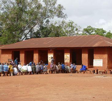Le Bénin «n'a pas les moyens» de confiner sa population