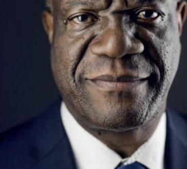 Le Dr Mukwege désigné comme responsable de la riposte dans sa province du Sud-Kivu