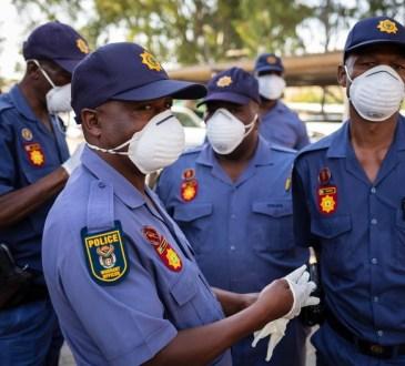 Coronavirus: Afrique du Sud: deux contaminés inculpés de tentative de meurtre