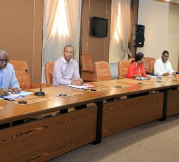 Gabon / Coronavirus : Les difficultés du COPIL présentées à Julien Nkoghe Bekale