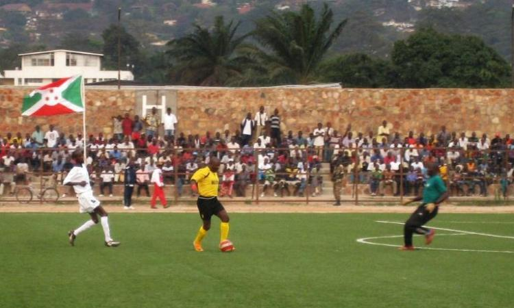 Coronavirus: la Fédération de football du Burundi décide la poursuite de ses championnats