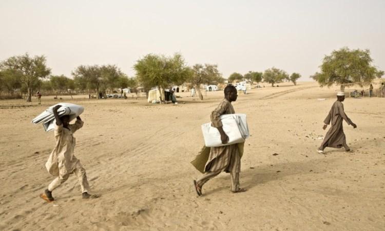 Niger : plus de 40.000 personnes fuient les violences au Nigeria